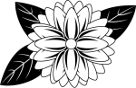 Conjured Curiosity Blog Image Dahlia Flower Art Icon
